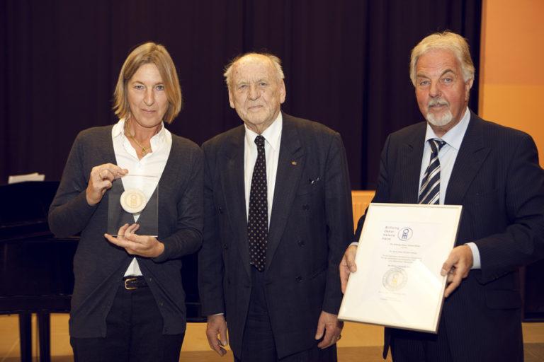 Verleihung der Helene-Medaille 2011