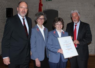 Verleihung der Helene-Medaille 2013