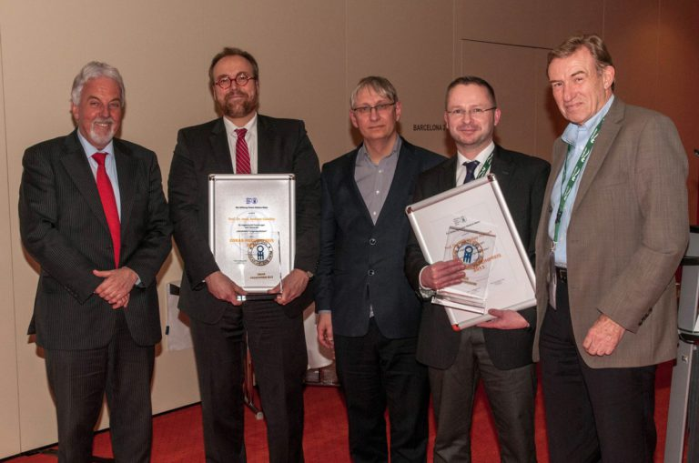 Verleihung des Oskar Medizin-Preis 2013