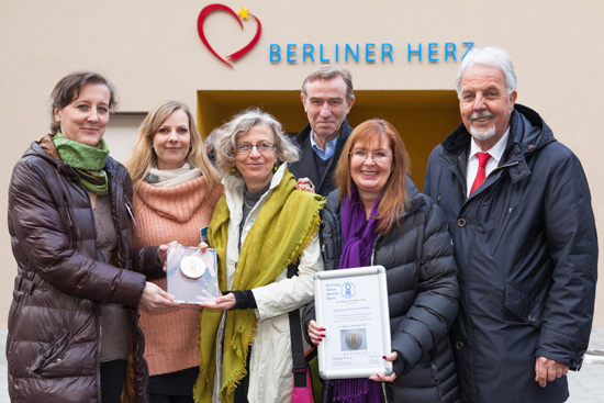 Verleihung der Helene-Medaille 2014