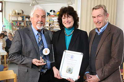 Verleihung der Helene-Medaille 2015