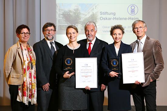 Verleihung des Oskar Medizin-Preis 2015