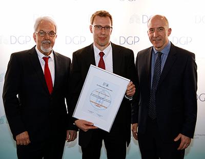 Verleihung des Oskar Medizin-Preis 2016
