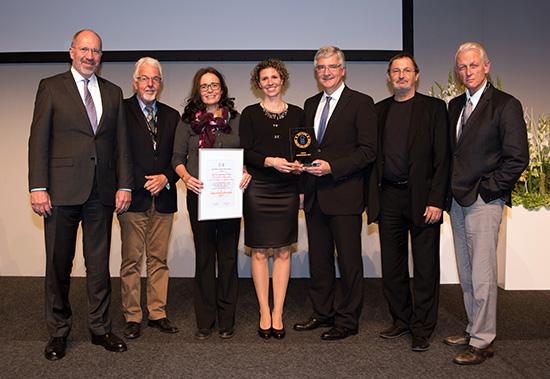 Verleihung des Oskar Medizin-Preis 2017